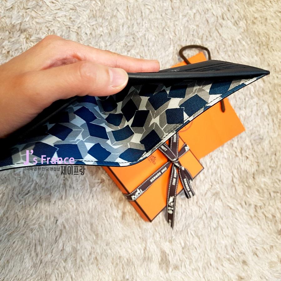93a93518d19 머스트잇(MUSTIT) - 에르메스 시티즌 트윌 반지갑 블루인디고 / 컴팩트 ...