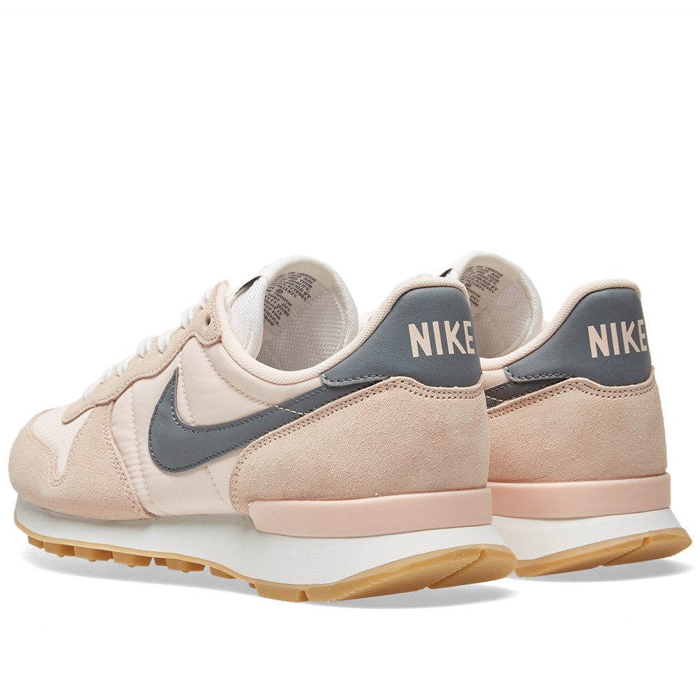 sports shoes a8400 9e348 nike internationalist sunset tint cool grey goose