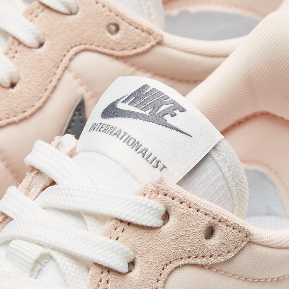 cheaper 0339d 047a8 ... 머스트잇(MUSTIT) - 나이키 우먼스 인터네셔널리스트 Sunset Tint, Cool Grey White  Nike  Internationalist ...