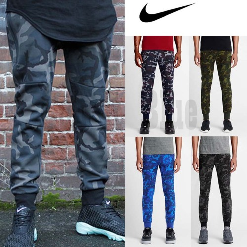 d2cedbe7092 머스트잇(MUSTIT) - Nike tech fleece camo pants 4colors/나이키 카모 ...