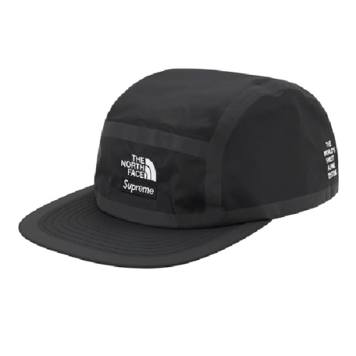 [해외] 슈프림 X 노스페이스 테이프 심 캠프캡 모자